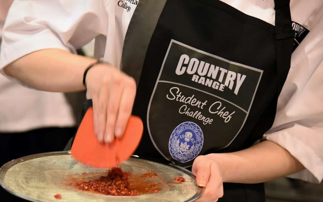 Country Range Student Chef Challenge 2017/2018 Semi-Finalists Announced
