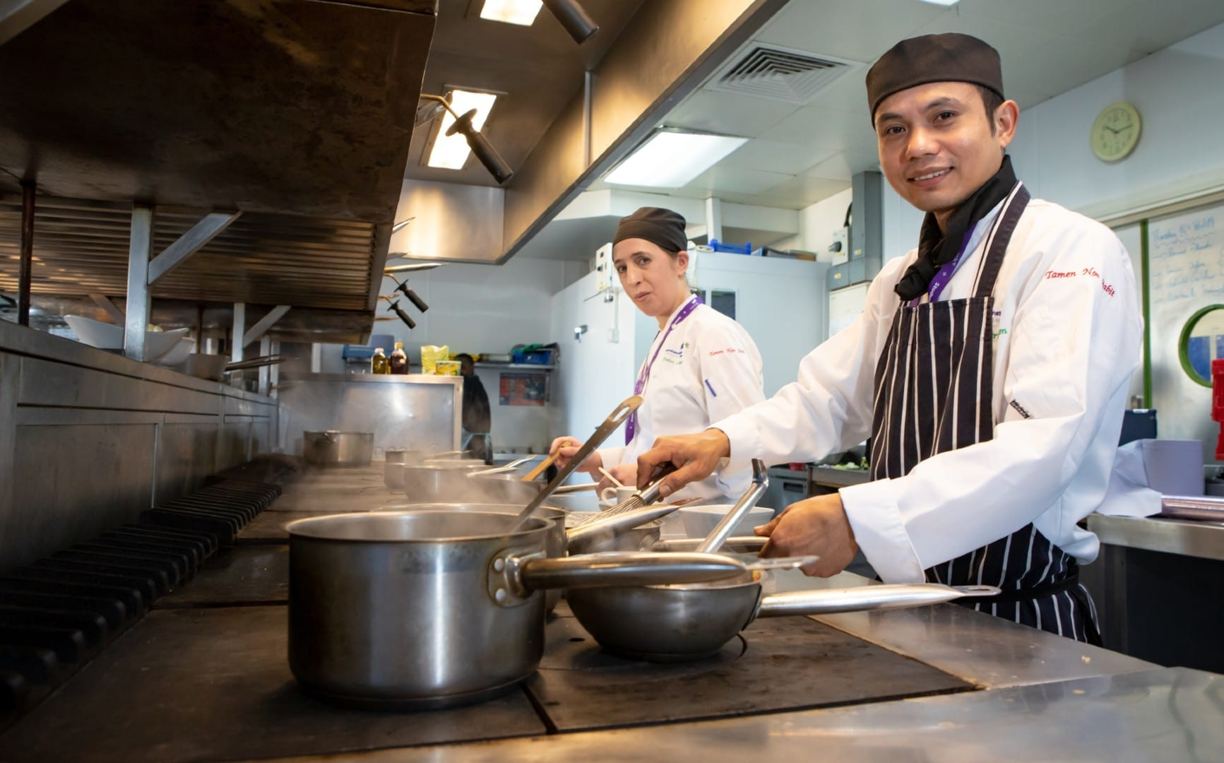Culinary Apprentices