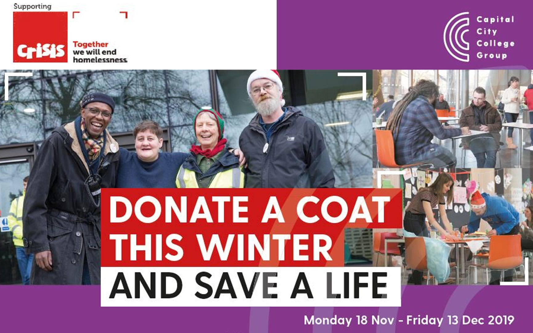Donate a Coat This Winter
