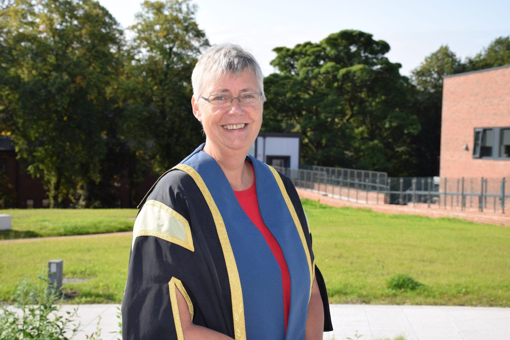 Charlotte Scheffmann, Dean of Higher Education at Nelson and Colne College Group University Centre