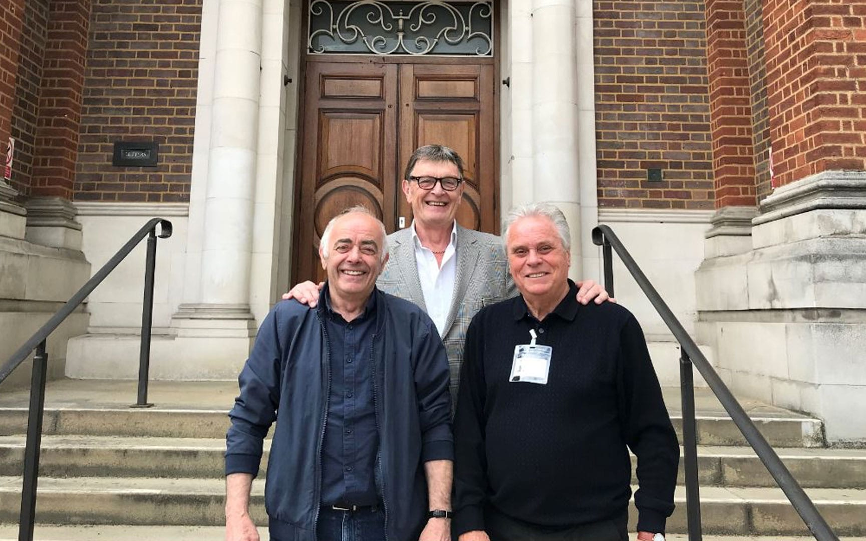 The Class of '63 Return to CONEL