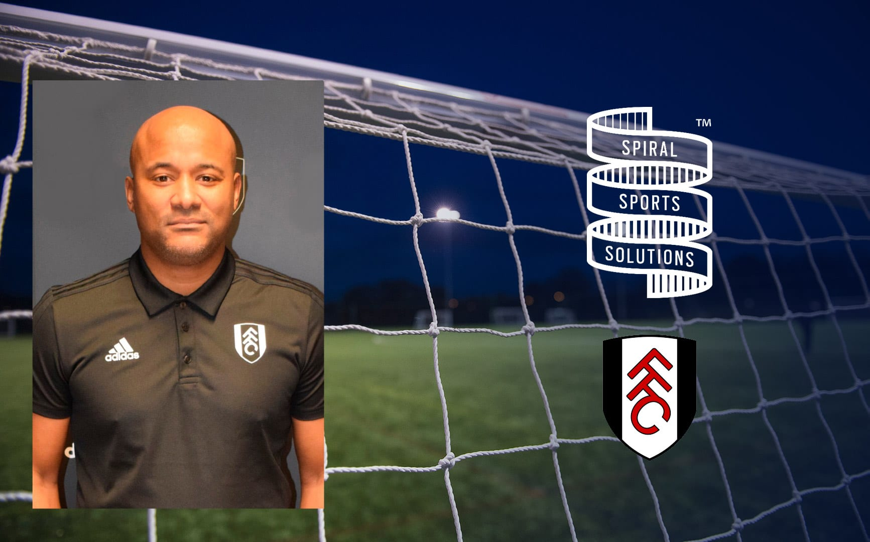 football academy partners with fulham FC and spiral sports