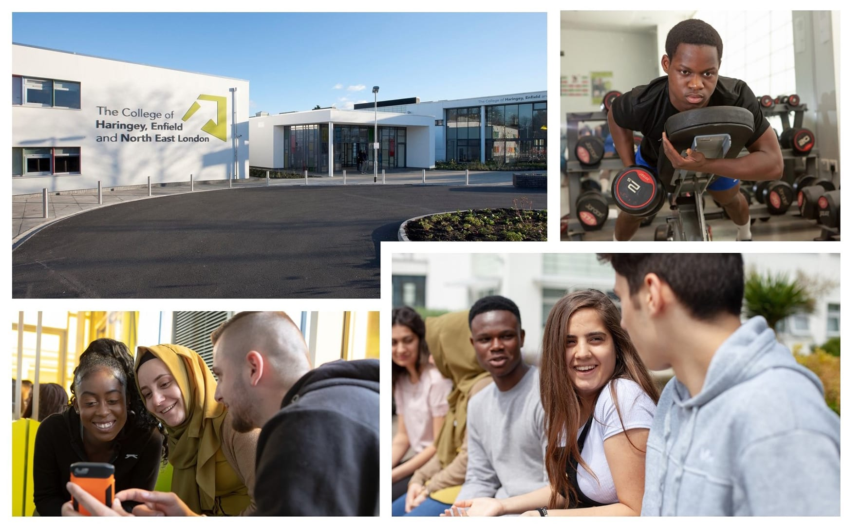 a level courses in enfield